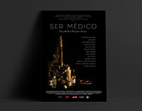 """Ser médico"" Documentary Movie Poster"