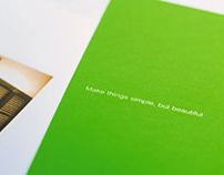 Book Design - Circle West Architects