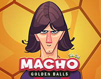 Macho & Golden Balls