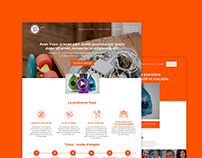 Yoyofrance.com Website Design