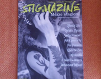 STIGMAZINE #5 - illustrations