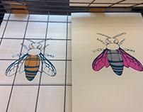 Nature / Printmaking