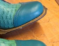 Fabrication de chaussures sur mesure