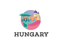 HUNGARY logo and identity contest