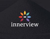 Innerview identity design