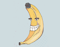 Happy Banana