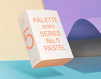 PALETTE mini Series 05: Pastel