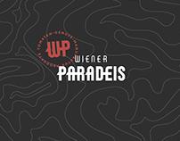 Wiener Paradeis Branding and Packaging