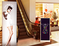 Shopping Center Vol.23 Mock Ups Pack