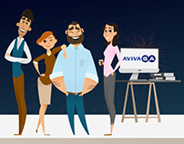AvivaSA - TechBot Launch