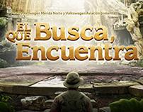 EL QUE BUSCA ENCUENTRA
