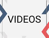 algunos videos