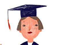 About graduation