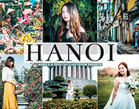 Free Hanoi Mobile & Desktop Lightroom Presets