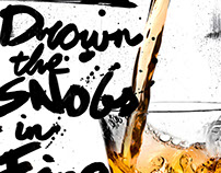 The Whisky Rebellion Brand Identity
