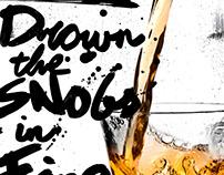 The Whisky Rebellion Brand Identity