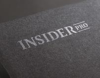 Insider.pro. Logo design.
