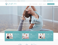 Layout Design for a Yoga Classes in USA