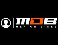 MOB Bike Shop REBRAND