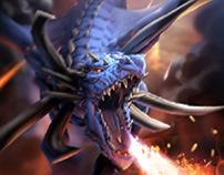 EpicDragon - Animated Character