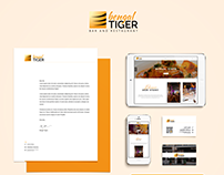 Branding for Bengal Tiger Restaurant