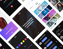 UI KIT Design (30+ IOS Screens)