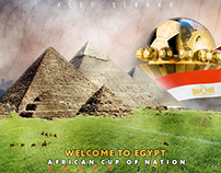 Poster African Cup 2019