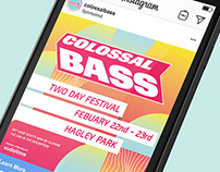 Colossal Bass Music Festival