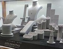 Goldsmiths Jewellery Display System