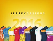 Jersey designs 2016