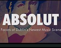 Nialler9.com // Absolut // Dublin Music Scene //