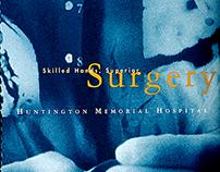 Hospital Brochures - Graphic Design, Art Director