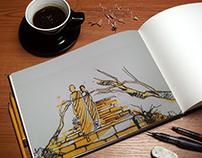 Ink Pen
