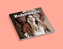 Bohemian Editoral project