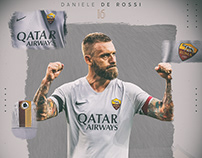 The Three Kits of Rome | Personal Project