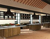 TFM;Restaurante escuela Va-chue