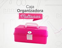 Presentación de productos Mundiplas para redes sociales