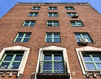 BME A, K, T, MM épületei