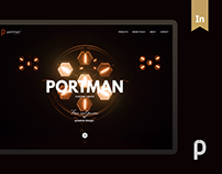 PORTMAN - custom lights