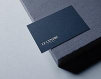 Le Centre - Brand Design