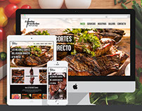 Chef Lalo Vega Website