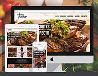Chef Lalo Vega Website