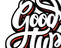 Lettering - Good Type