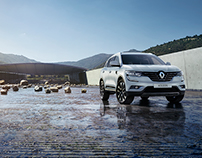 Renault Koleos 2016         with Markus Wendler
