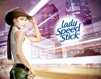 Lady Speed Stick - Facebook posts