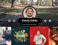 Falex Vidal's Official Website