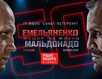 PROMO | Fight Night Global 50