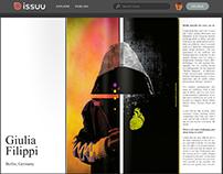 "PUBLICATION ON ""Art Reveal"" MAGAZINE"