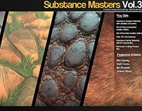 Substance Masters Vol.3