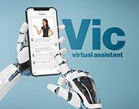 Vic: IBM Watson powered virtual assistant